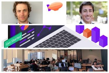 Zepelin logra la mayor ronda de financiamiento de una startup chilena