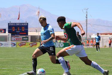Tres victorias para Cobresal en sus últimos cinco duelos contra O'Higgins en El Salvador