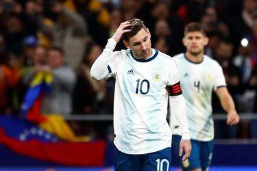 Argentina, Lionel Messi