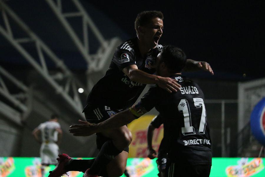 Colo Colo derrotó a Melipilla tras una notable remontada - La Tercera
