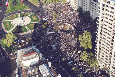 Marchas por el clima congregaron a más de 20 mil personas