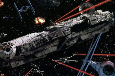 El Episodio 9 tuvo en mente presentar a Judi Dench como la creadora del Millenium Falcon