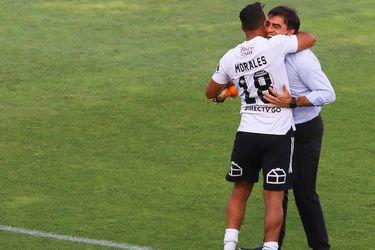 """Gustavo Quinteros: """"Podemos jugar mejor, pero hicimos la jugada más clave del partido y el premio llegó"""""""