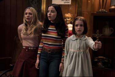 Annabelle 3: los Warren y sus investigaciones sobre lo paranormal están de vuelta (o casi)