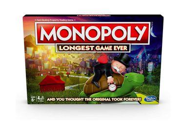 """Hasbro lanzó una nueva versión """"interminable"""" de Monopoly"""