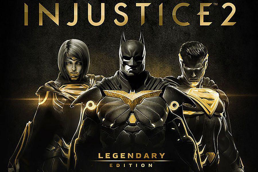 Injustice 2 Legendary
