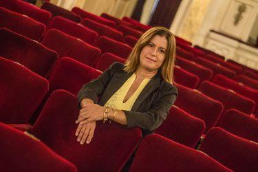 """Carmen Gloria Larenas, directora del Teatro Municipal: """"Estamos en condiciones de llegar respirando a diciembre"""""""