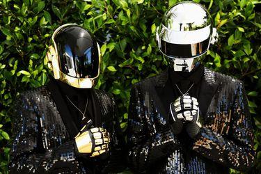 Reproducciones digitales de Daft Punk subieron un 500% tras anunciar su separación