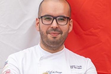 Joaquín Cerda: Parte de la familia Paula Cocina