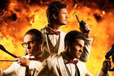 Review | Game Over, Man!: Una comedia con mucha química y poca importancia