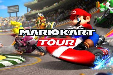 Mario Kart Tour ya se encuentra disponible en iOS y Android