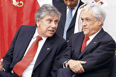 Piñera firma el lunes proyecto que deroga la ley reservada del cobre