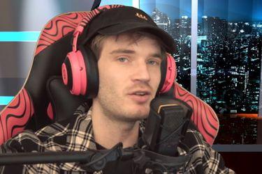 PewDiePie se tomará un descanso de YouTube en 2020