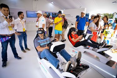 La Fórmula E deja un positivo balance en Chile