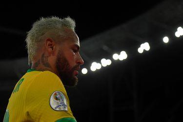 """Neymar no pudo contener las lágrimas: """"Pasé por muchas cosas en estos dos años"""""""