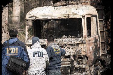 """PDI por La Araucanía: """"Ladenominada causa política ha sido instrumentalizada para delinquir"""""""