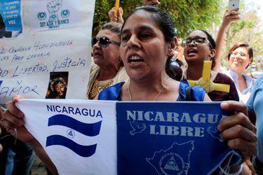 Bachelet exhorta al gobierno de Nicaragua a no reprimir con violencia protestas de opositores