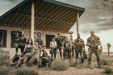 Netflix realizará una película precuela y una serie animada de Army Of The Dead de Zack Snyder