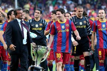 Quiere traer de vuelta la gloria: Joan Laporta es el nuevo presidente del Barcelona