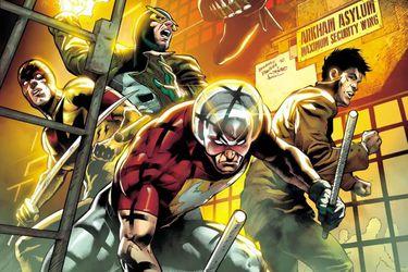 Anuncian a Swamp Thing y Suicide Squad para la nueva etapa de DC Comics que comenzará en marzo de 2021