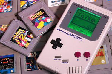 Game Boy, la icónica consola portátil que revolucionó el mercado de los videojuegos
