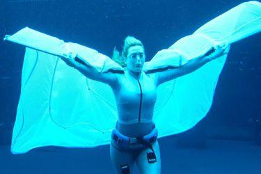 Kate Winslet rompió el récord de filmación bajo el agua de Tom Cruise mientras trabajaba en Avatar 2