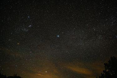 Investigadores identifican siete sectores con potencial de turismo astronómico en La Araucanía