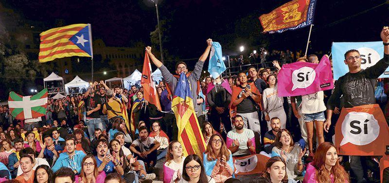referendo catalán