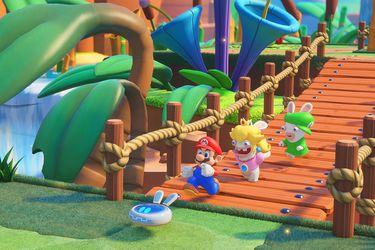 Review   Mario + Rabbids: Una guerra con el sello de Nintendo
