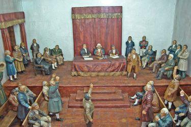 """""""¡Junta queremos, junta queremos!"""": la historia oculta del tenso 18 de septiembre de 1810"""