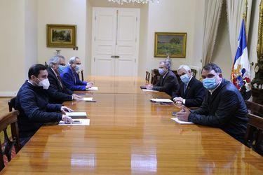 El intento de Piñera por ordenar a Chile Vamos y acelerar el trabajo parlamentario