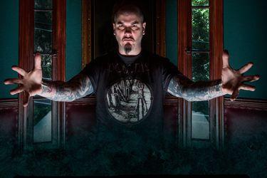 Phil Anselmo suma nueva presentación en Chile