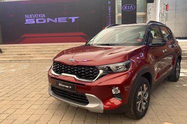 Kia rearma su segmento de SUV con el estreno del Sonet