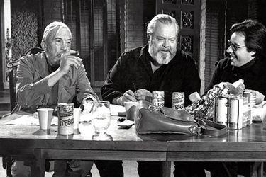 Al otro lado del viento: triunfo y fracaso de Orson Welles