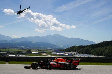 Max Verstappen se queda con la pole virtual en Estiria