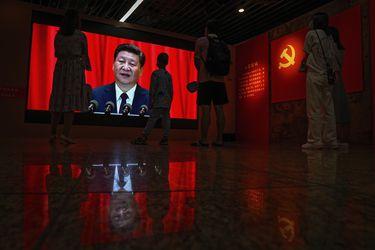 China reempaqueta su historia en apoyo de la visión nacional de Xi
