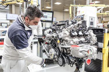 Made in Modena: Maserati abre las puertas de la planta donde da vida al magistral Nettuno V6