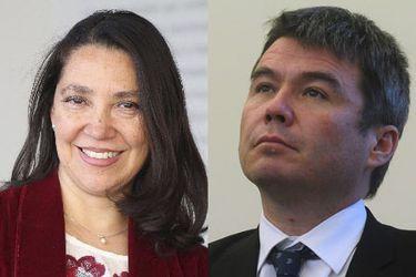 Marcelo Mena y Macarena Lobos: los exfuncionarios del gobierno de Bachelet que liderarán la campaña de Provoste