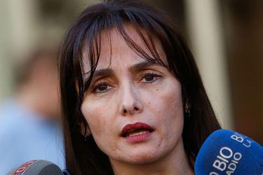 Marta herrera vocera de la fiscalia