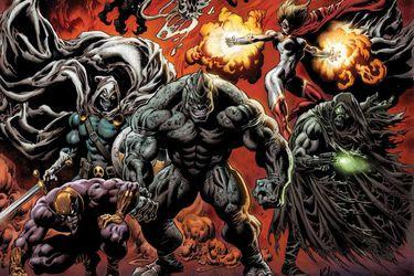 Marvel publicará un nuevo cómic de los Thunderbolts