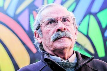 """Alejandro """"Mono"""" González, muralista: """"Me siento mucho más seguro en Italia"""""""