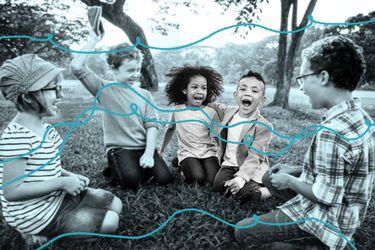 Nuestras lectoras preguntan: ¿Cómo ayudo a mi hijo a sociabilizar?