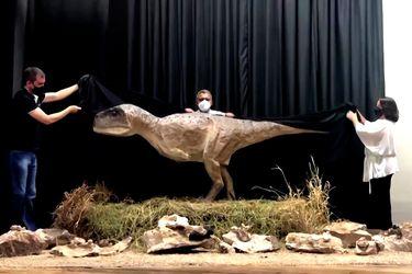 Nueva especie de dinosaurio es identificada en Brasil