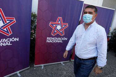 ¿Fin de la tensión en RN? Mario Desbordes es proclamado como el abanderado del partido para las elecciones presidenciales