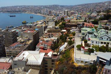 Región de Valparaíso traspasa la barrera de los 40 mil contagiados por Covid a lo largo de la pandemia