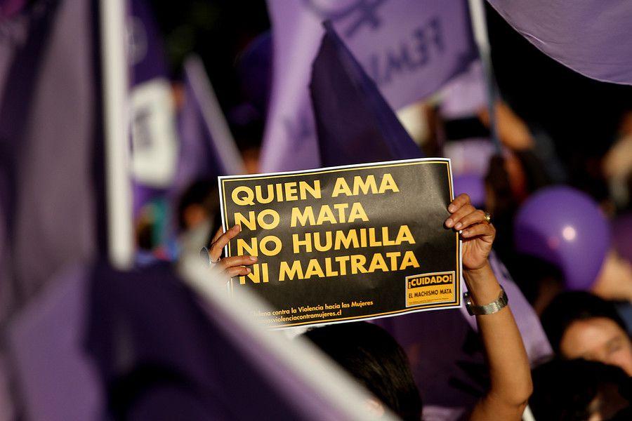Los casos de femicidio se repiten en Chile.
