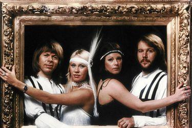 ABBA: el día que Agnetha fue  O. J. Simpson