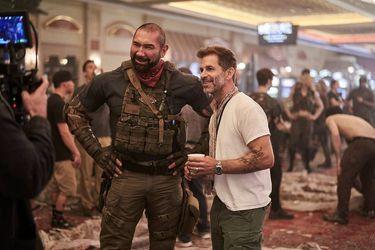 Zack Snyder ya está trabajando en Army of the Dead 2 y selló un acuerdo para desarrollar más proyectos para Netflix