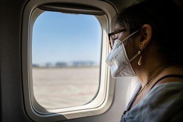 Lo que la ciencia sabe ahora sobre el riesgo de transmisión de Covid-19 en aviones