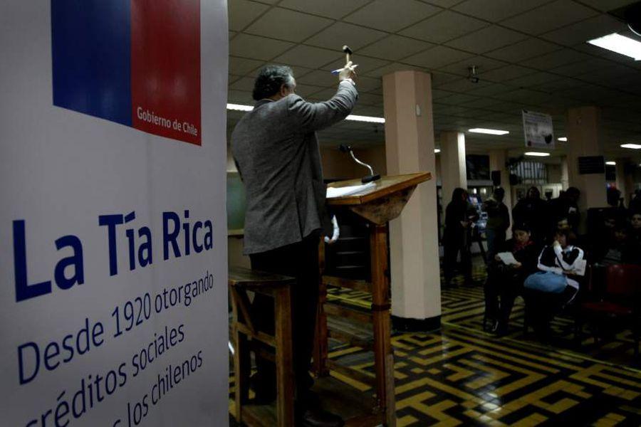 """""""La Tía Rica"""""""